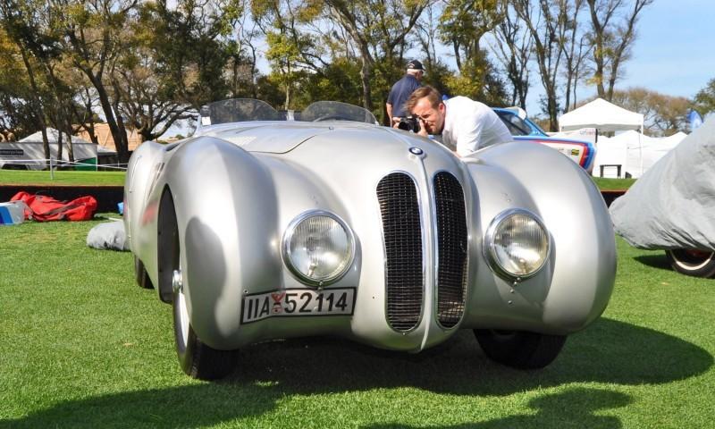 Amelia Island 2015 - 1937 BMW 328 Mille Miglia Roadster 1