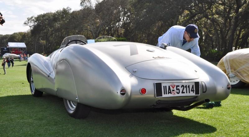 Amelia Island 2015 - 1937 BMW 328 Mille Miglia Roadster 14