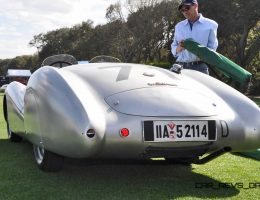 Amelia Island 2015 – 1937 BMW 328 Mille Miglia Roadster Is Magnificent