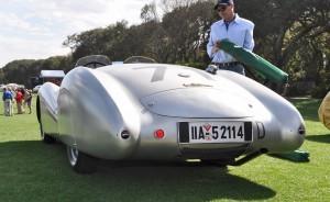 Amelia Island 2015 - 1937 BMW 328 Mille Miglia Roadster 15