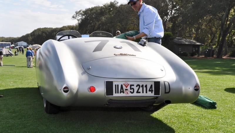 Amelia Island 2015 - 1937 BMW 328 Mille Miglia Roadster 16