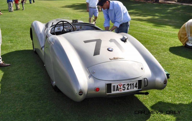 Amelia Island 2015 - 1937 BMW 328 Mille Miglia Roadster 17
