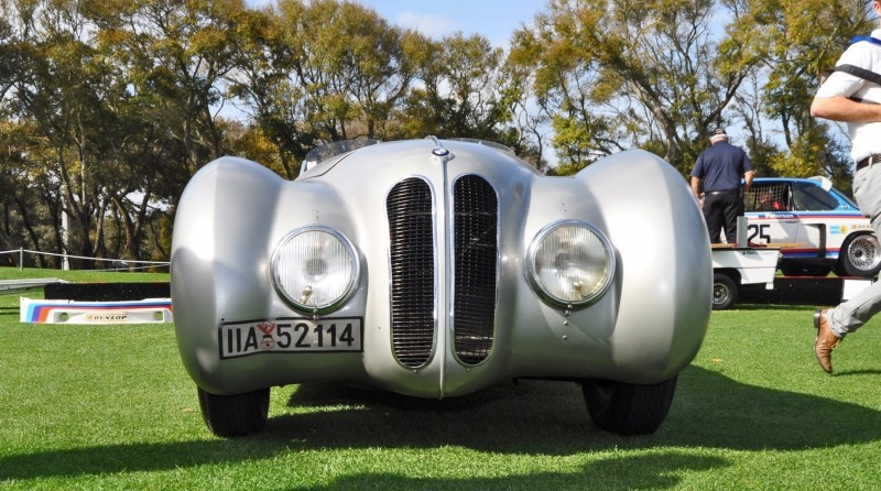 Amelia Island 2015 - 1937 BMW 328 Mille Miglia Roadster 3