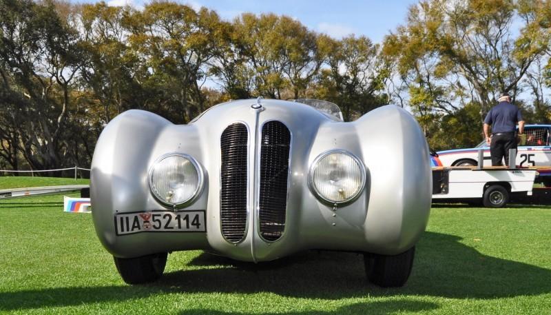 Amelia Island 2015 - 1937 BMW 328 Mille Miglia Roadster 4