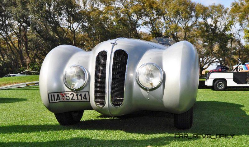 Amelia Island 2015 - 1937 BMW 328 Mille Miglia Roadster 5