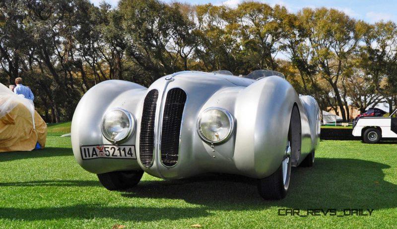 Amelia Island 2015 - 1937 BMW 328 Mille Miglia Roadster 6
