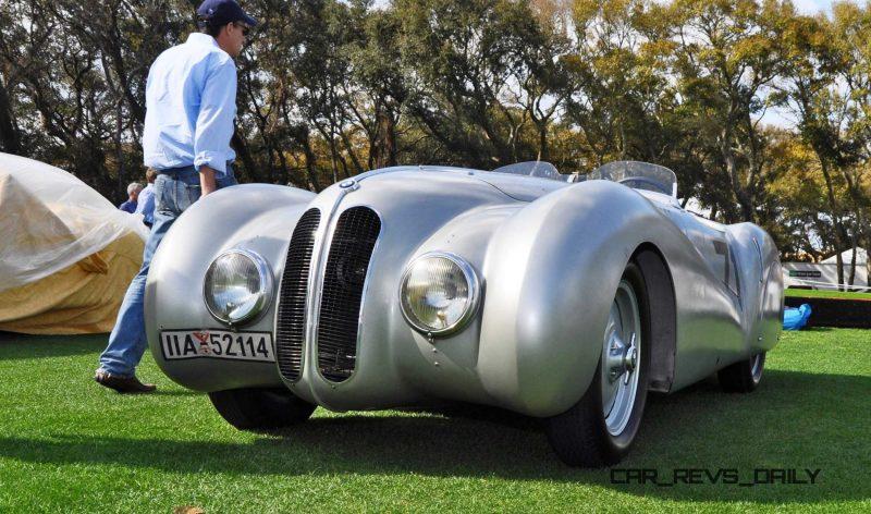 Amelia Island 2015 - 1937 BMW 328 Mille Miglia Roadster 7