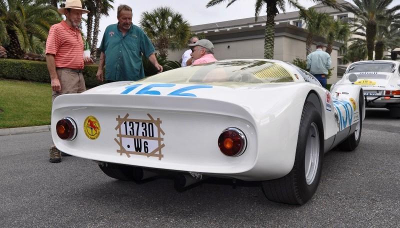 Amelia Island 2015 - 1966 Porsche 906 Carrera 6  1