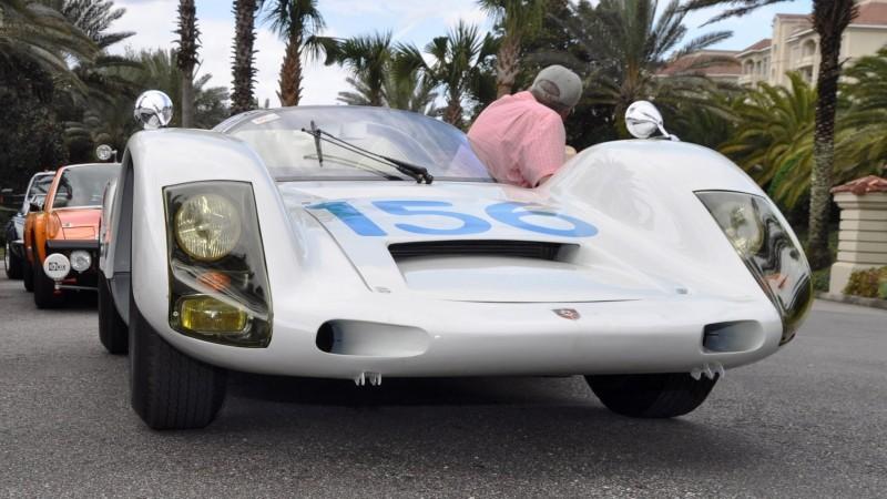 Amelia Island 2015 - 1966 Porsche 906 Carrera 6  12