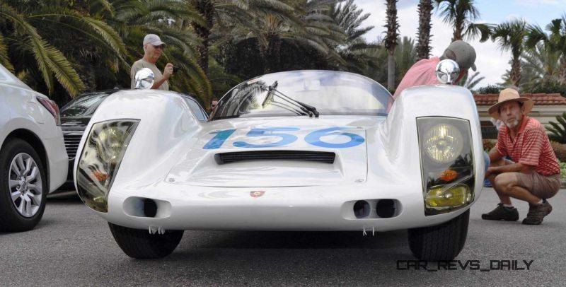 Amelia Island 2015 - 1966 Porsche 906 Carrera 6  17