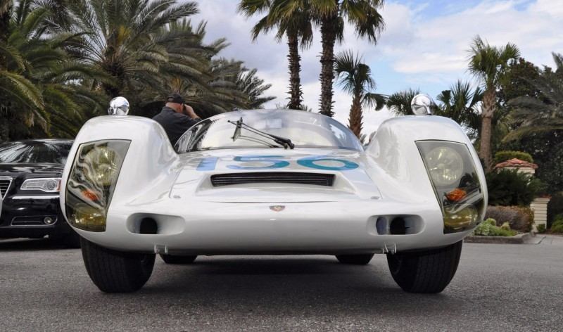Amelia Island 2015 - 1966 Porsche 906 Carrera 6  24