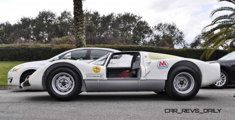 Amelia Island 2015 - 1966 Porsche 906 Carrera 6  30