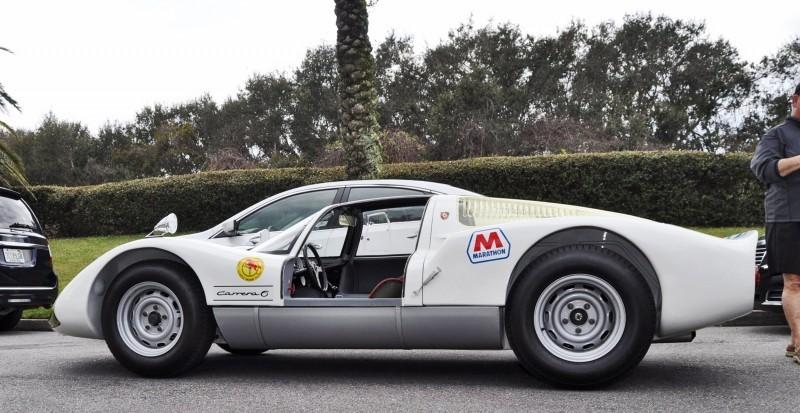 Amelia Island 2015 - 1966 Porsche 906 Carrera 6  33