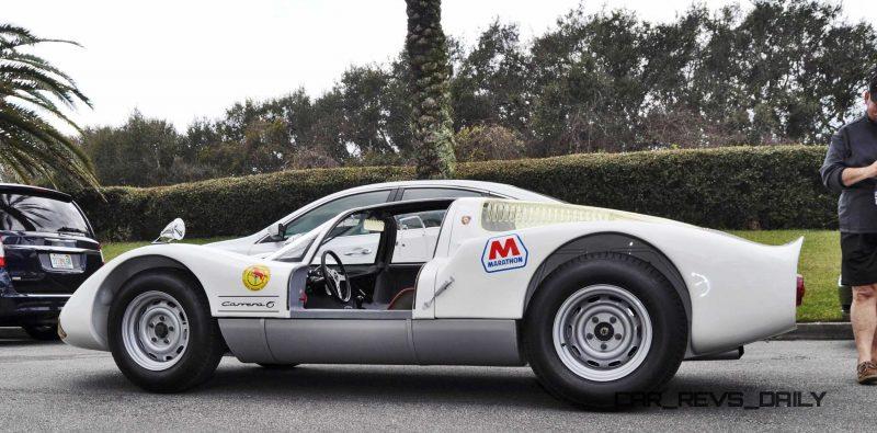 Amelia Island 2015 - 1966 Porsche 906 Carrera 6  34