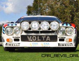 Amelia Island 2015 – 1983 Lancia 037 Group B Rally Hero