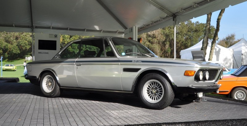 Amelia Island 2015 - BMW Brings 507, M1, CSL and tii To Join 2015 X5 M and 2015 650i M Sport 1