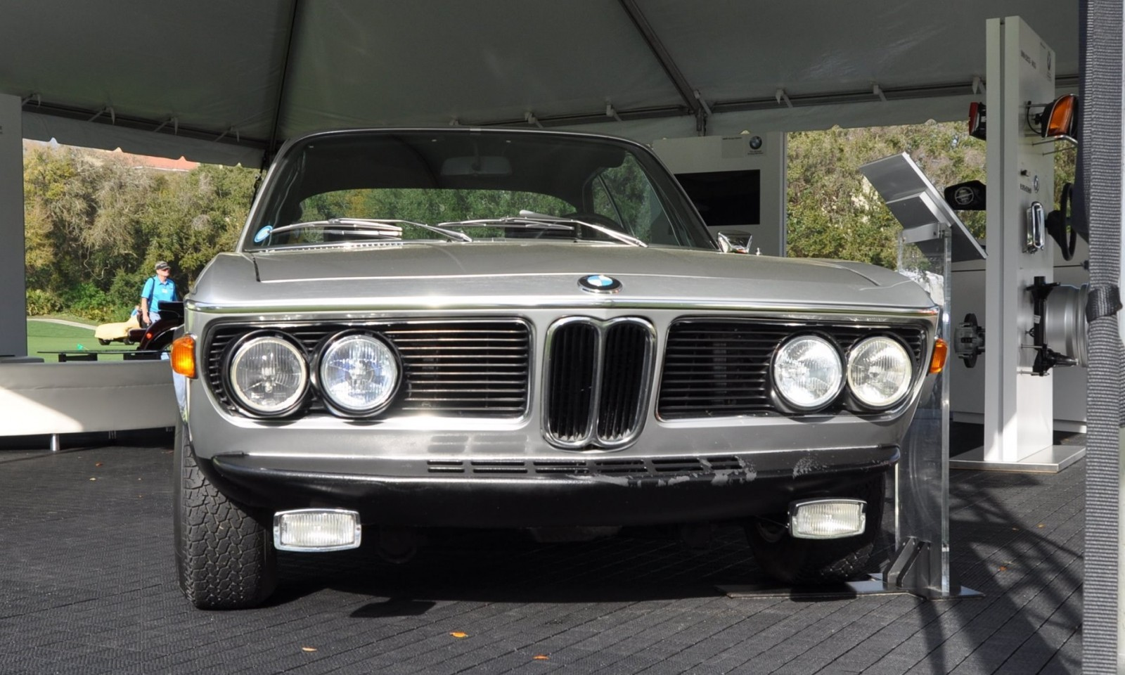 Amelia Island 2015 - BMW Brings 507, M1, CSL and tii To Join 2015 X5 M and 2015 650i M Sport 12