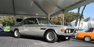 Amelia Island 2015 - BMW Brings 507, M1, CSL and tii To Join 2015 X5 M and 2015 650i M Sport 2