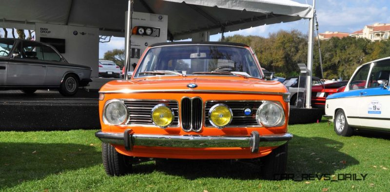 Amelia Island 2015 - BMW Brings 507, M1, CSL and tii To Join 2015 X5 M and 2015 650i M Sport 28