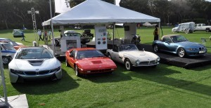 Amelia Island 2015 - BMW Brings 507, M1, CSL and tii To Join 2015 X5 M and 2015 650i M Sport 39
