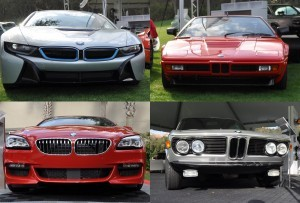 Amelia Island 2015 - BMW Brings 507, M1, CSL and tii To Join 2015 X5 M and 2015 650i M Sport 41