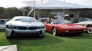 Amelia Island 2015 - BMW Brings 507, M1, CSL and tii To Join 2015 X5 M and 2015 650i M Sport 42