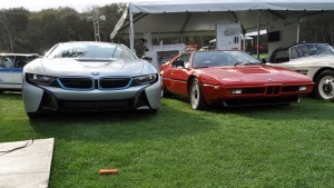 Amelia Island 2015 - BMW Brings 507, M1, CSL and tii To Join 2015 X5 M and 2015 650i M Sport 44