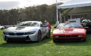 Amelia Island 2015 - BMW Brings 507, M1, CSL and tii To Join 2015 X5 M and 2015 650i M Sport 46