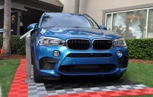 Amelia Island 2015 - BMW Brings 507, M1, CSL and tii To Join 2015 X5 M and 2015 650i M Sport 50