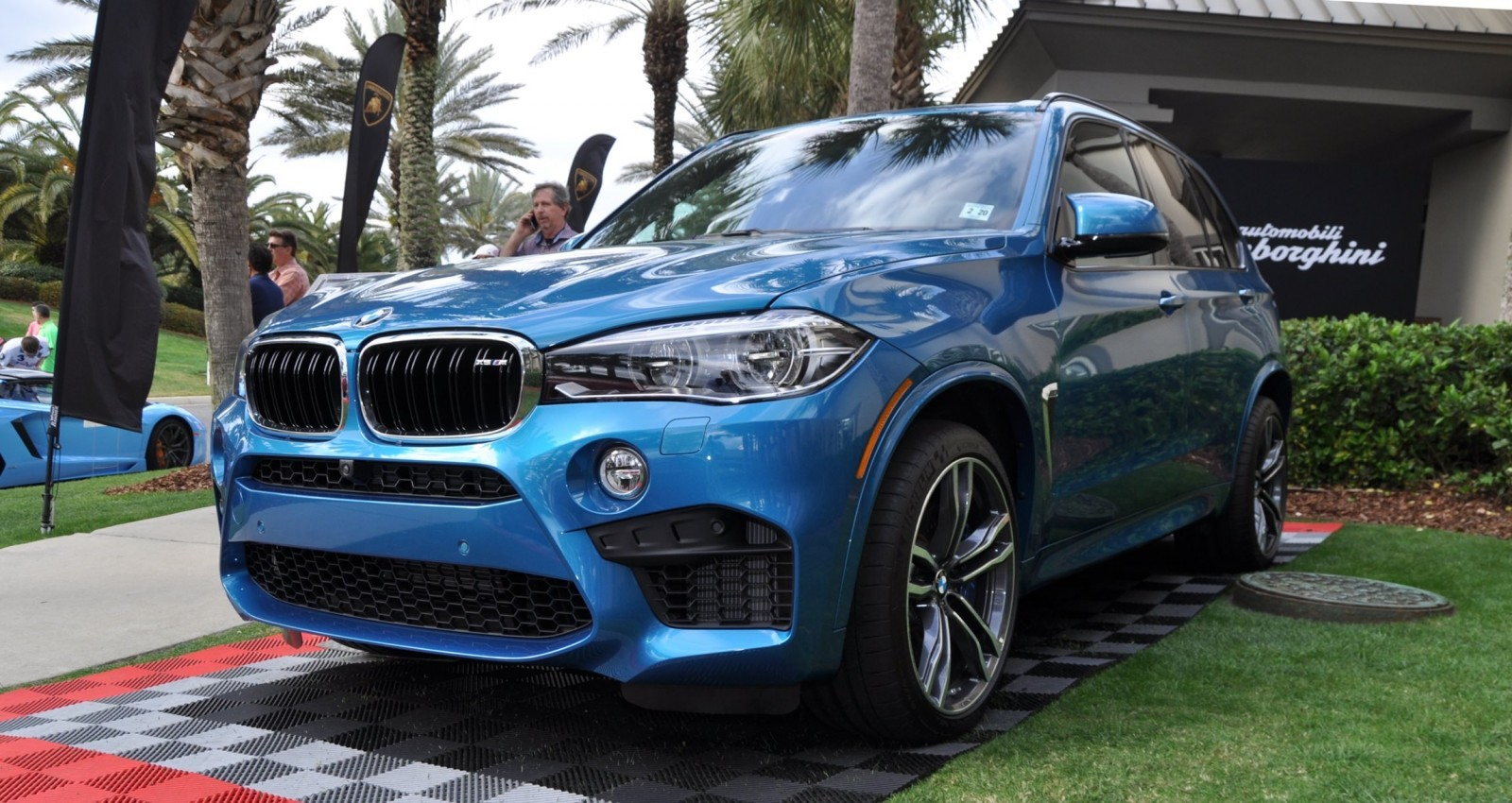 Amelia Island 2015 - BMW Brings 507, M1, CSL and tii To Join 2015 X5 M and 2015 650i M Sport 56