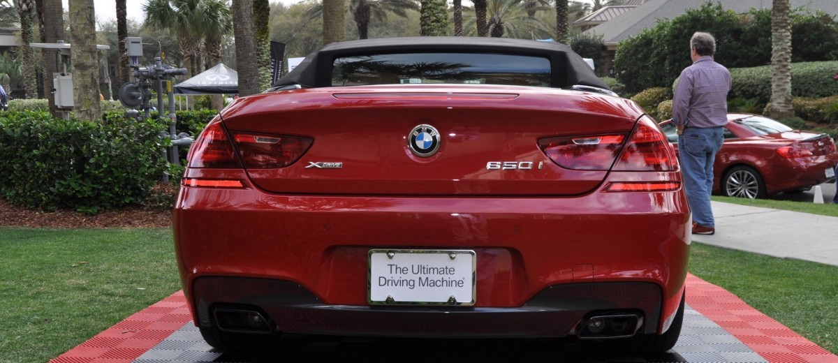 Amelia Island 2015 - BMW Brings 507, M1, CSL and tii To Join 2015 X5 M and 2015 650i M Sport 59