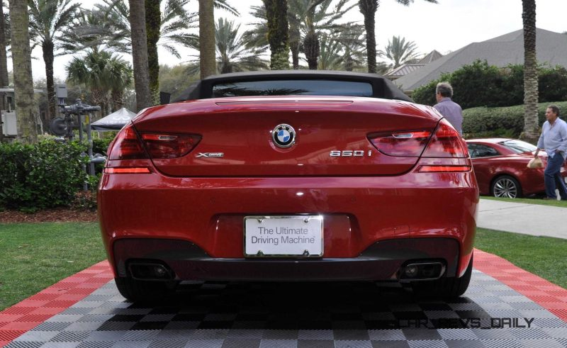 Amelia Island 2015 - BMW Brings 507, M1, CSL and tii To Join 2015 X5 M and 2015 650i M Sport 60
