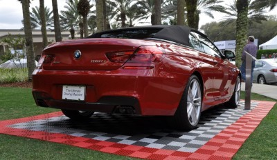 Amelia Island 2015 - BMW Brings 507, M1, CSL and tii To Join 2015 X5 M and 2015 650i M Sport 63