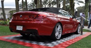 Amelia Island 2015 - BMW Brings 507, M1, CSL and tii To Join 2015 X5 M and 2015 650i M Sport 64