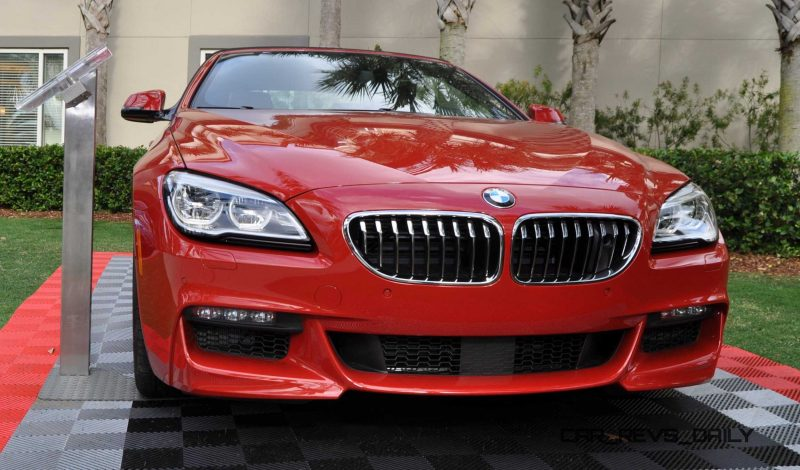 Amelia Island 2015 - BMW Brings 507, M1, CSL and tii To Join 2015 X5 M and 2015 650i M Sport 65
