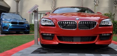 Amelia Island 2015 - BMW Brings 507, M1, CSL and tii To Join 2015 X5 M and 2015 650i M Sport 68