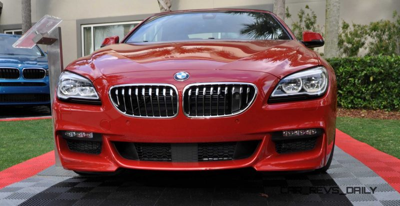 Amelia Island 2015 - BMW Brings 507, M1, CSL and tii To Join 2015 X5 M and 2015 650i M Sport 73