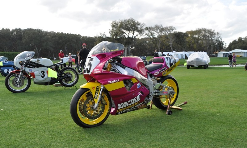Amelia Island 2015 Concours Motorcycles Class 10