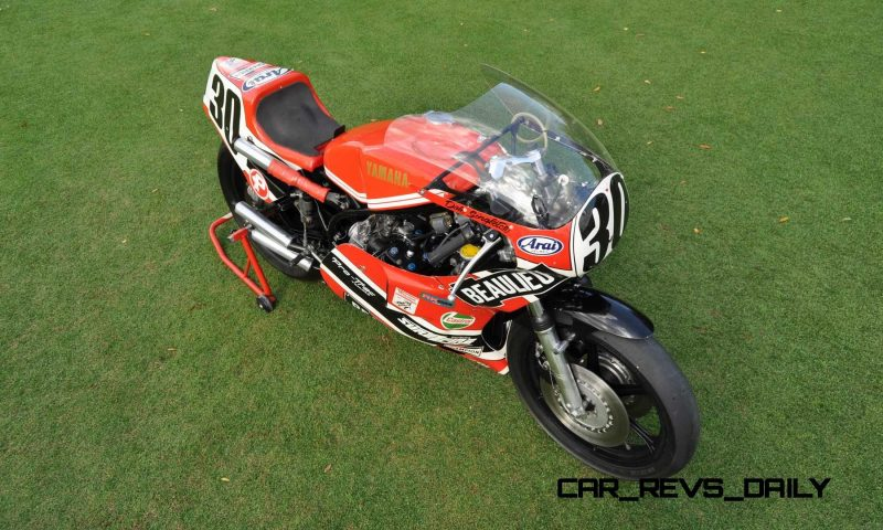 Amelia Island 2015 Concours Motorcycles Class 13