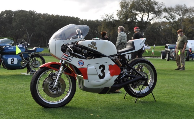 Amelia Island 2015 Concours Motorcycles Class 15