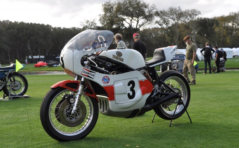 Amelia Island 2015 Concours Motorcycles Class 16