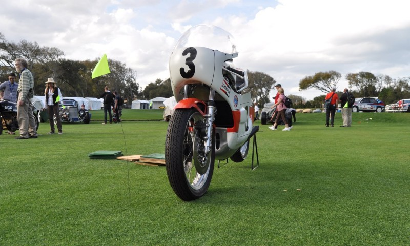 Amelia Island 2015 Concours Motorcycles Class 20