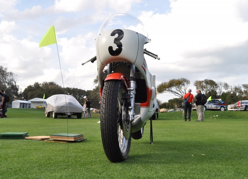 Amelia Island 2015 Concours Motorcycles Class 21
