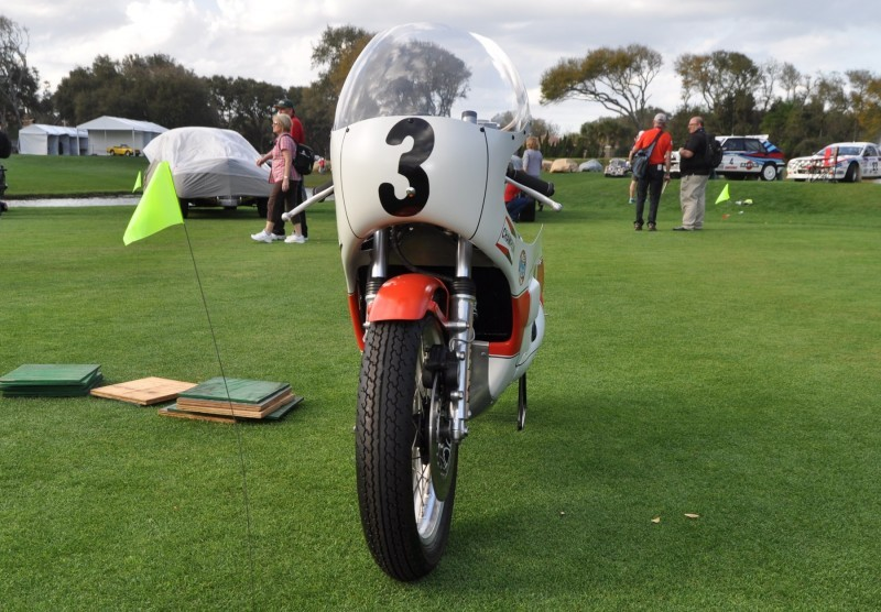 Amelia Island 2015 Concours Motorcycles Class 22