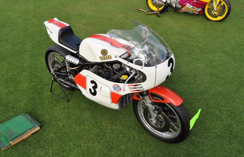 Amelia Island 2015 Concours Motorcycles Class 23