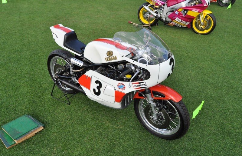 Amelia Island 2015 Concours Motorcycles Class 24