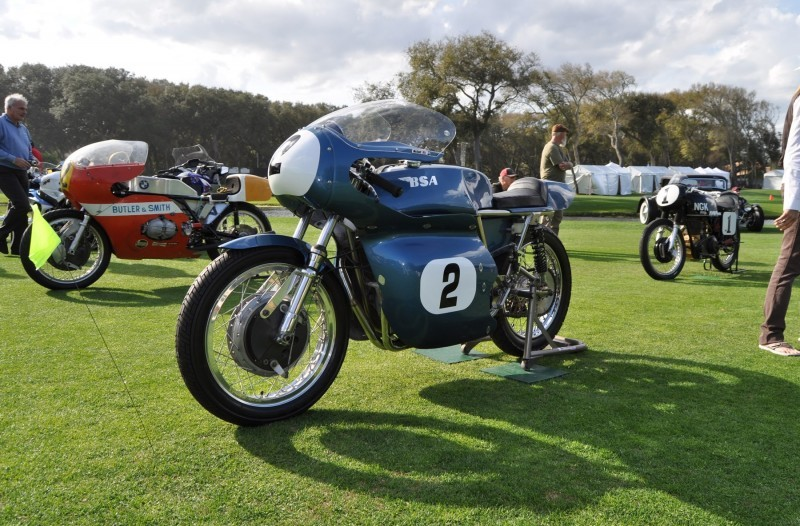 Amelia Island 2015 Concours Motorcycles Class 27