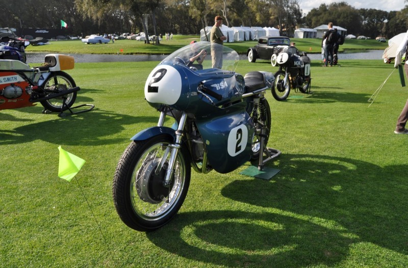 Amelia Island 2015 Concours Motorcycles Class 28