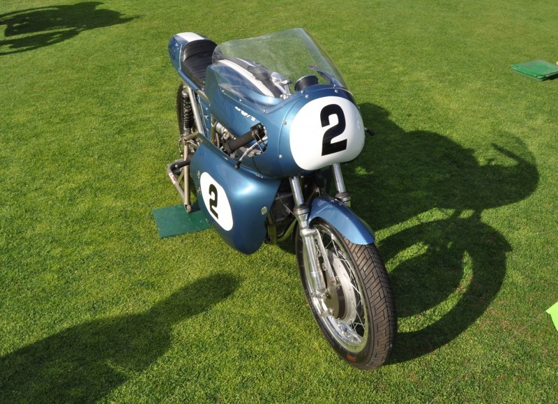 Amelia Island 2015 Concours Motorcycles Class 29