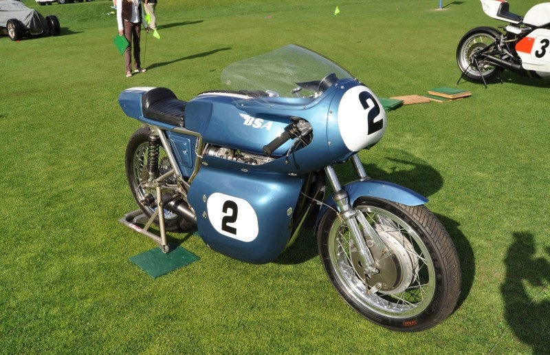 Amelia Island 2015 Concours Motorcycles Class 30